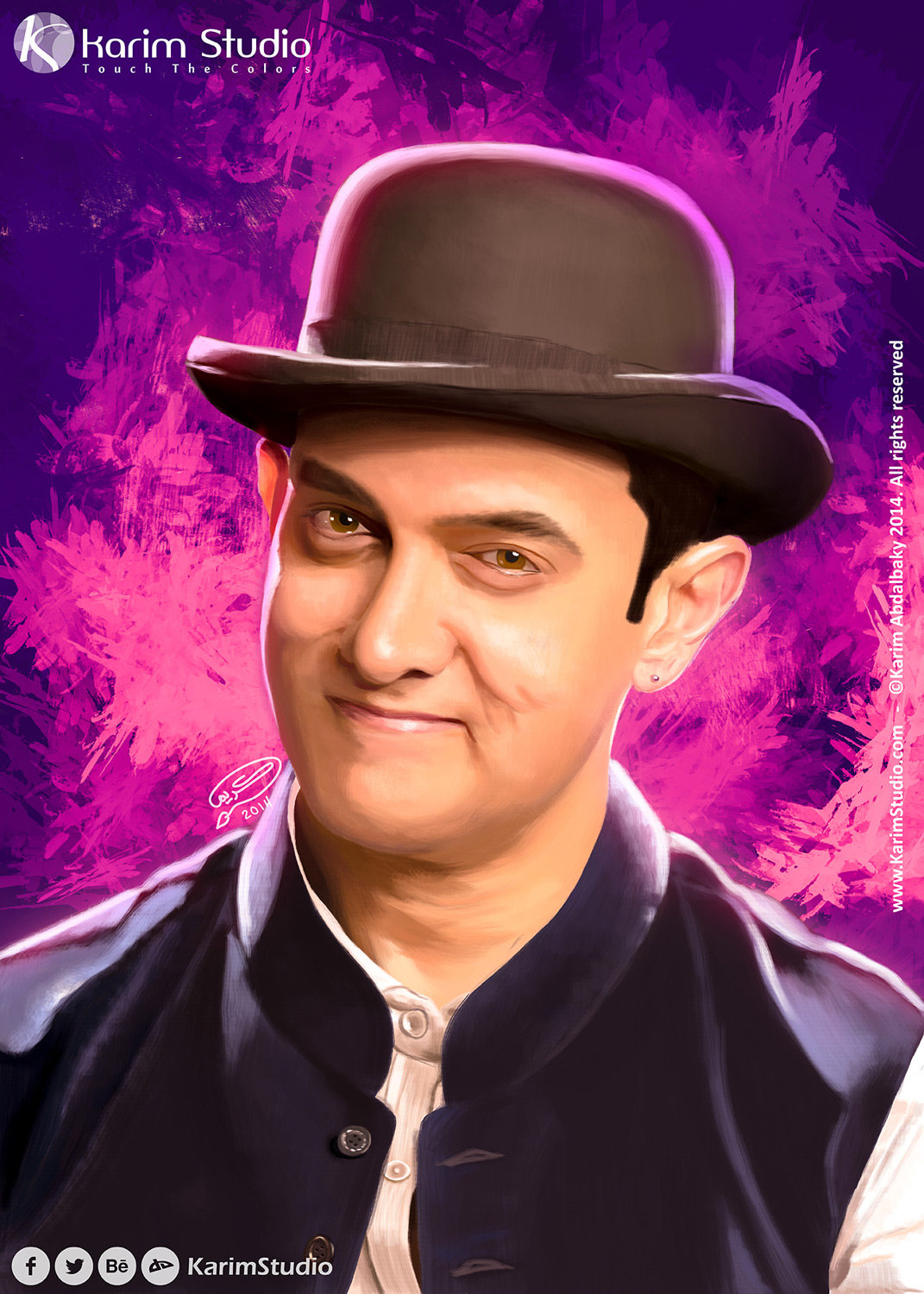 Bollywood Star Aamir khan