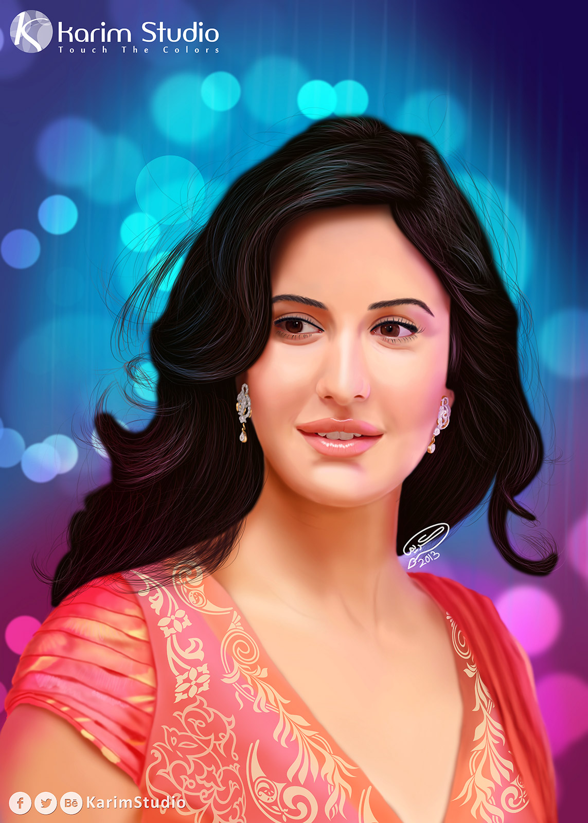 Katrina-Kaif-portrait