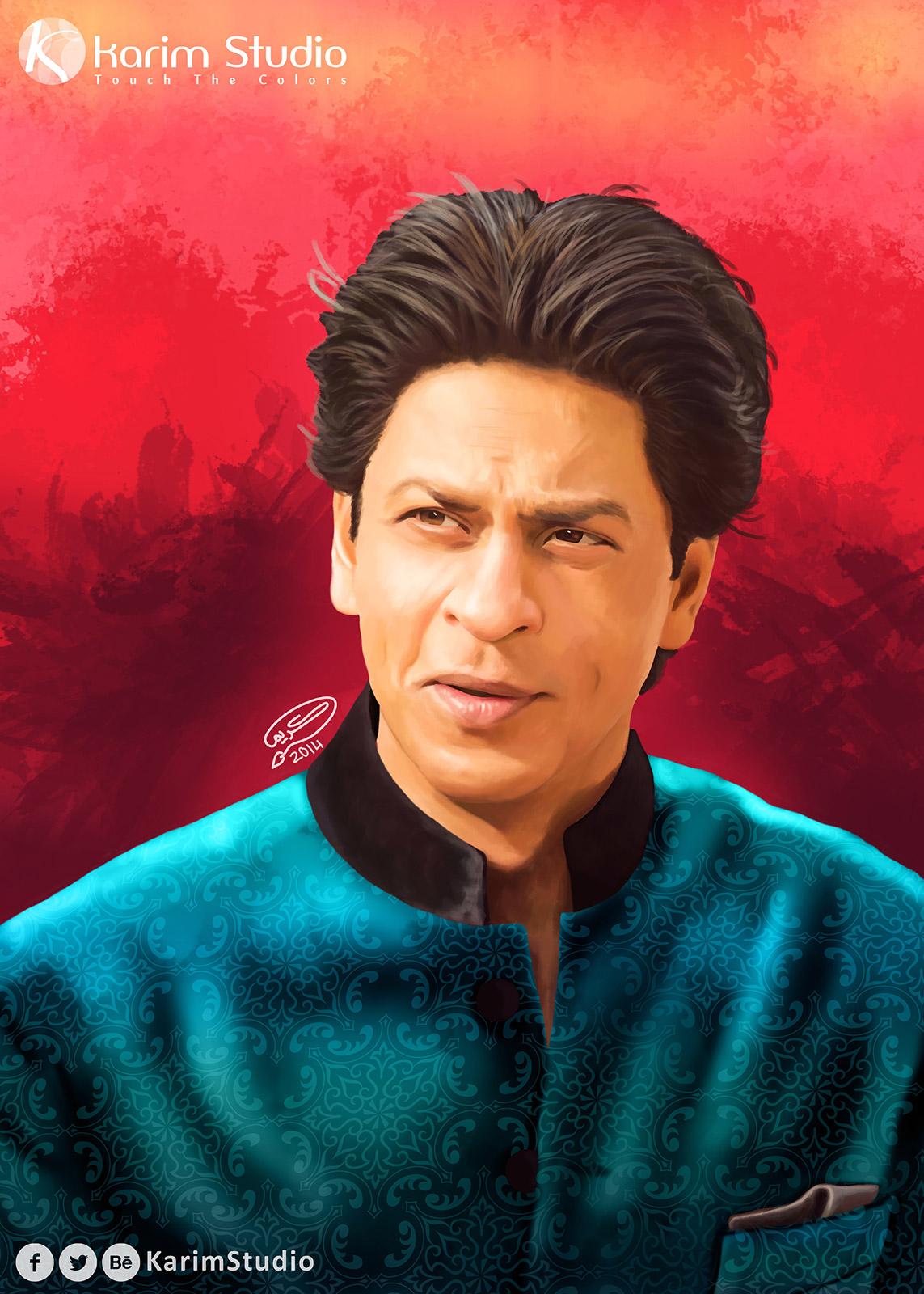 Bollywood Star Shahrukh Khan